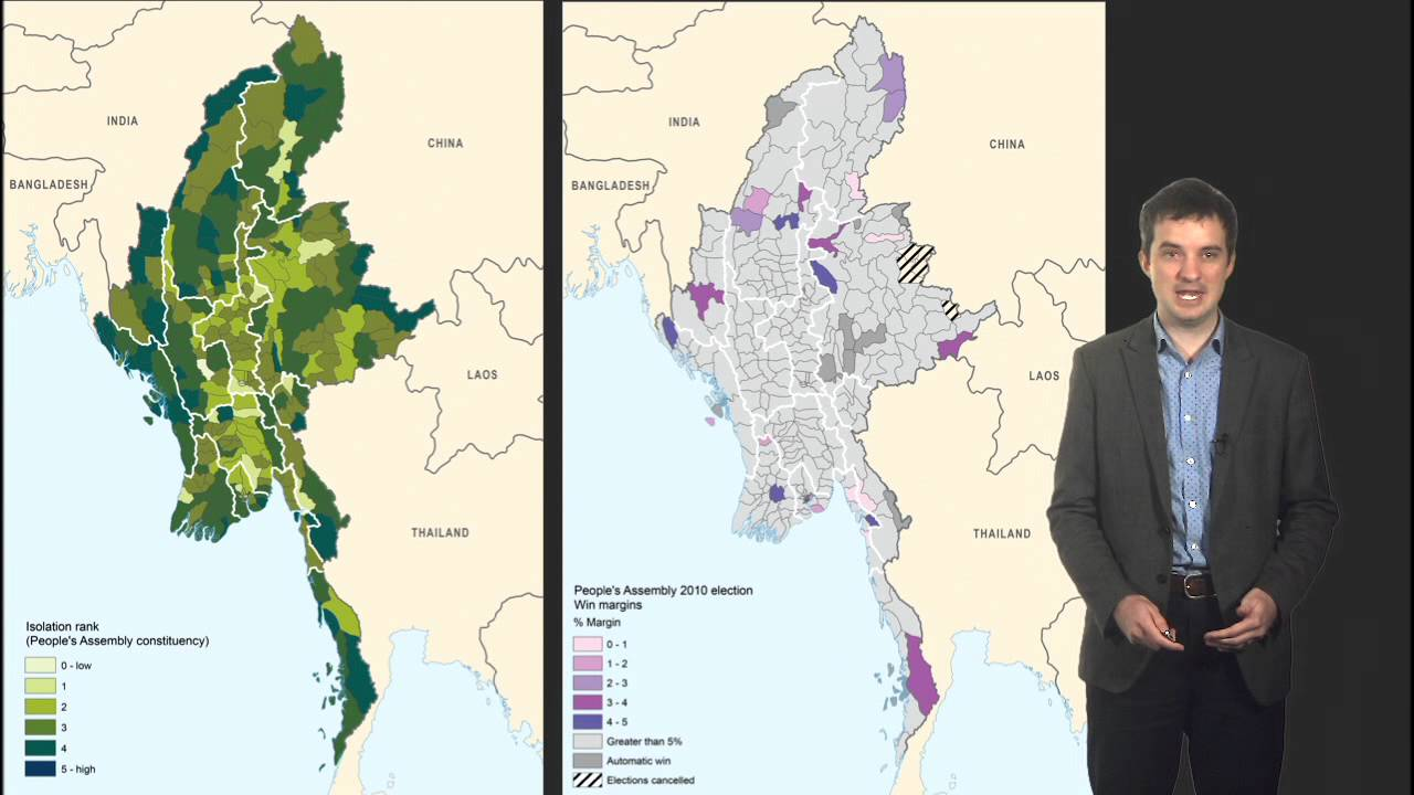 Mapping myanmars new political geography youtube gumiabroncs Gallery