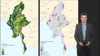 Mapping Myanmar