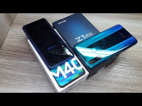 Vivo Z1 Pro vs Samsung Galaxy M40 - Which Should You Buy ?