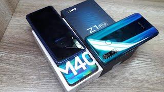 Vivo Z1 Pro vs Samsung Galaxy M40 - Which Should You Buy ?