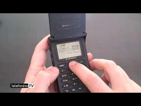 Motorola Startac La Retroprova Di Telefonino.net
