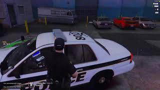 GTA 5 OCRP #75 Dealership Standoff! (LEO)