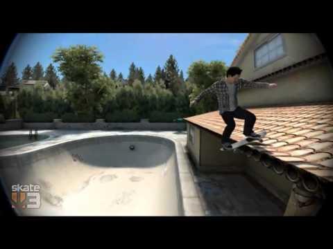 Breakourbones - Skate 3 Montage - 2013