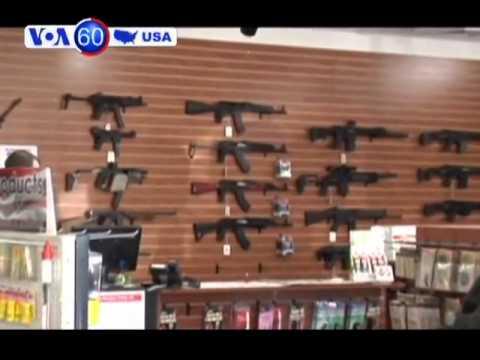Kế hoạch phát súng trường cho người dân Tucson, Arizona