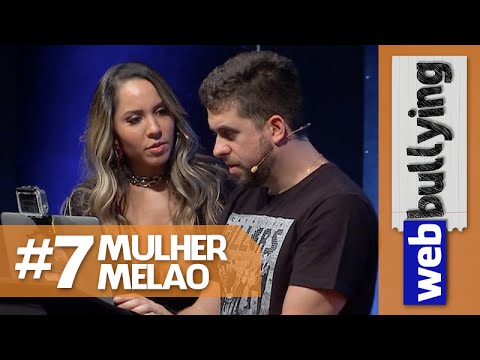 WEBBULLYING NA TV #07 - MULHER MELÃO (Programa Pânico)