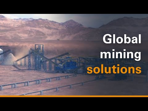 Weir Minerals Global Mining Solutions