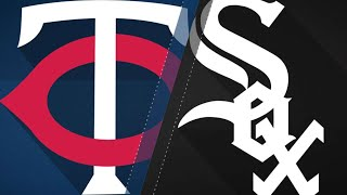 8/21/17: Twins power four homers in the 10-2 victory
