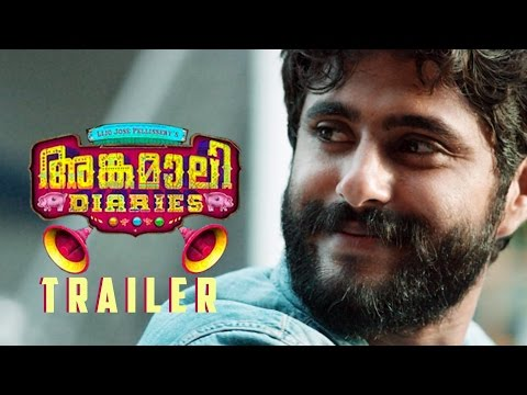 Angamaly Diaries Official Trailer|| Film by Lijo Jose Pellissery