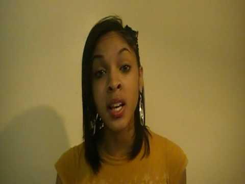 Jekarra Gaines singing Melanie Fiona It Kills Me