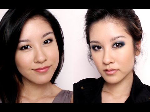 Day to Night Makeup: Gilded for Fall! - YouTube