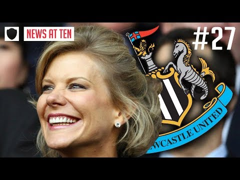 NEWCASTLE RECEIVE £300M+ TAKEOVER BID: EXPLAINED! | NEWS AT TEN #27