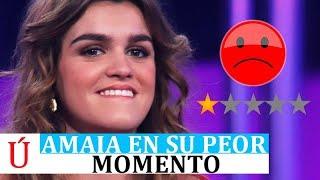 ATENCIÓN  Duro revés para Amaia Romero después de Operación Triunfo, ¿acabará a la sombra de Aitana?