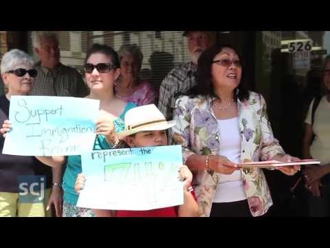 Immigration Reform Rally | Sioux City Journal