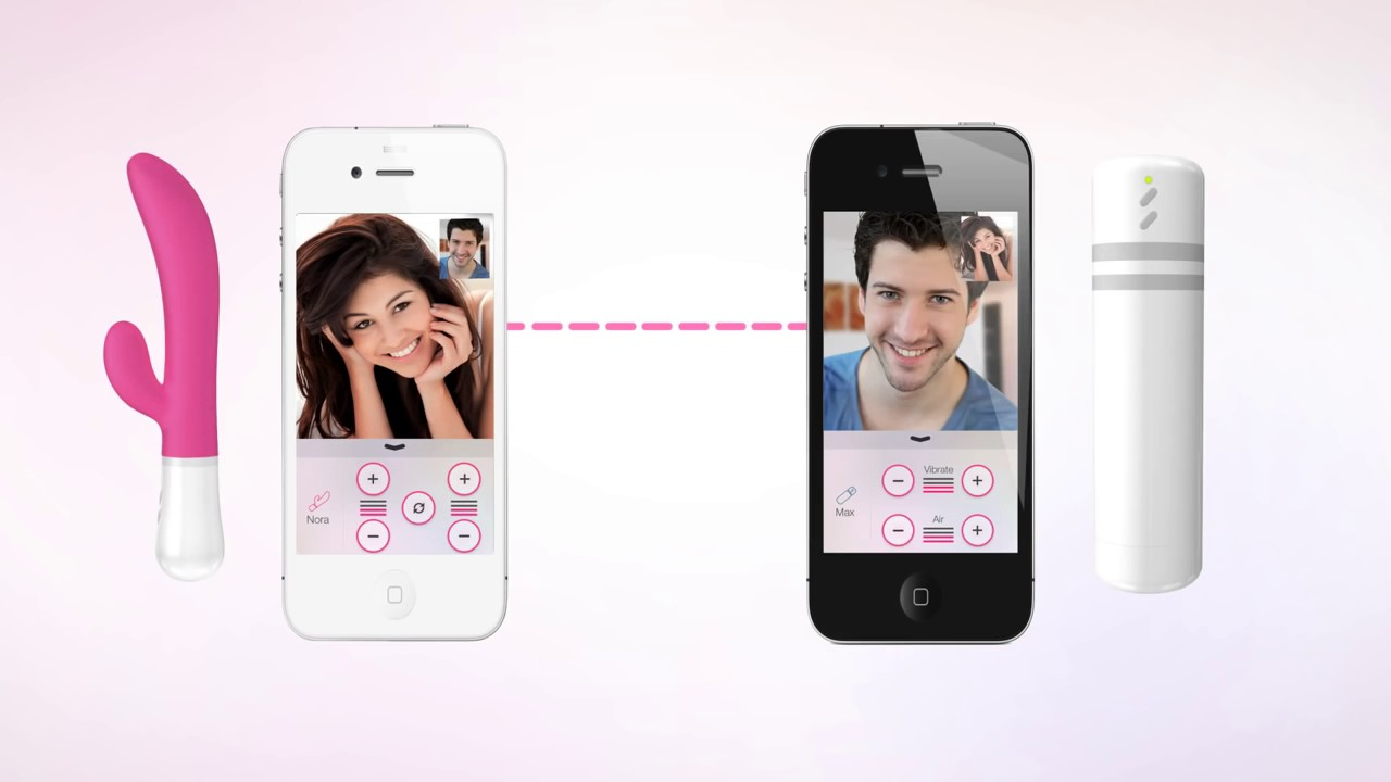 LovePalz, The Real-Time Virtual Sex Toy For Long-Distance.
