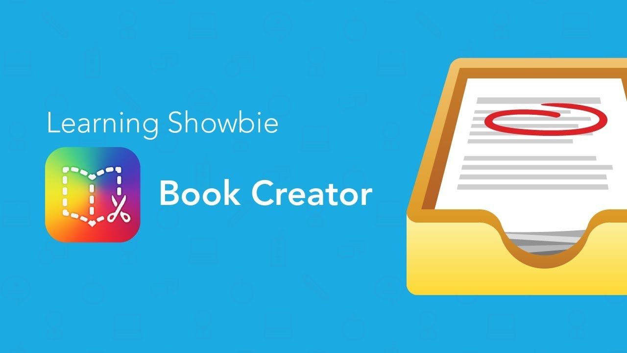learning showbie part 3 4 book creator youtube