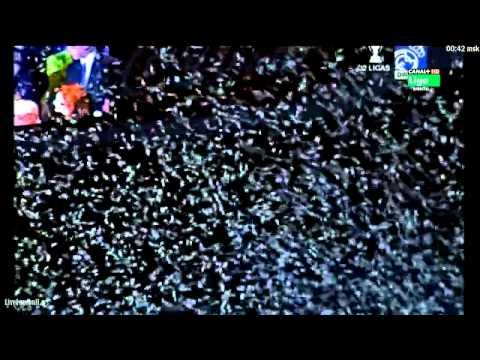 Real Madrid C.F. Celebration in Santiago Bernabeu *Full Show* 2012