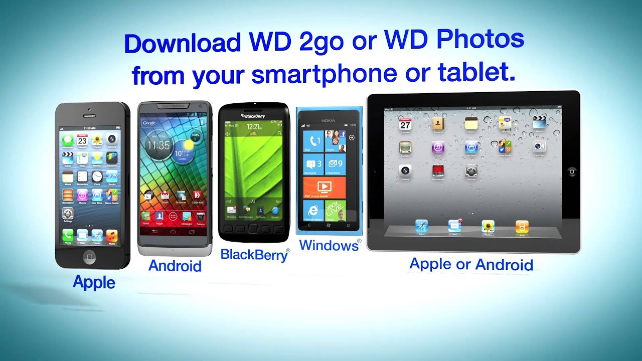 Wd Apps