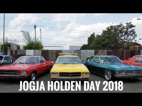 Ratusan Holden Mejeng Di Jogja Holden Day 2018