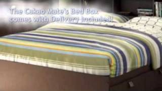 Cakao Mates Bed - South Shore Furniture