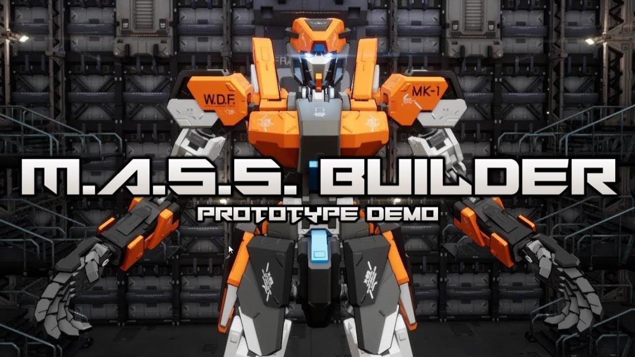 M.A.S.S. Builder Kickstarter Details