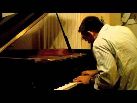 Ich war noch niemals in new york - udo jürgens - piano cover