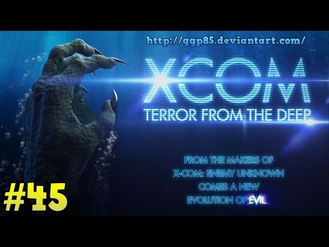 Let's play X-COM Terror from the Deep [45] Underwater Research Facility