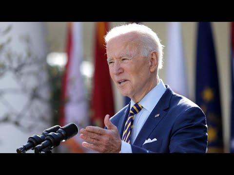 Biden Eyes Federal Tax Hike in Long-Term Economic Plan