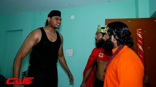 CWE |  shanky singh forcing begum and doing whatever he wants.