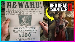Princess IKZ Is Hiding In Plain Sight? NEW Evidence In Red Dead Redemption 2 Suggests That She Is!