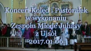 "Zespół ""Młode Juhasy"" - Koncert Kolęd i Pastorałek 2017"