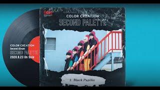 COLOR CREATION - 2nd Album「SECOND PALETTE」Trailer Movie