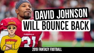 David Johnson will BOUNCE BACK in 2019 Fantasy Football 🏈 Was he 2016 Gurley? #RushingExpectation