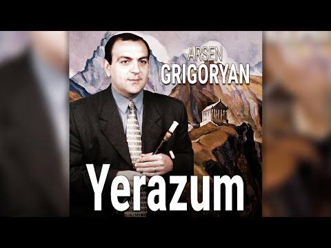 Arsen Grigoryan - Yerazum  | Армянский дудук  |  Armenian Folk