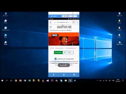 Video download from youtube directly on  Smartphone:  Samsung, iPhone and Windows Phone