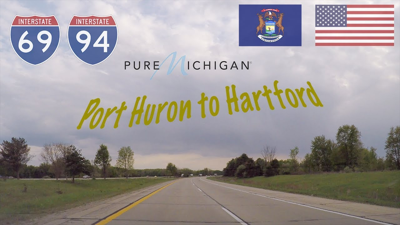 Port Huron to Hartford (Michigan)