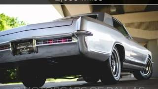 1965 Buick Riviera  Used Cars - Addison,TX - 2015-06-02
