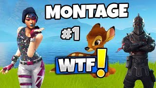 🦌 FORTNITE MONTAGE #1 BAMBINO🦌 | Fortnite Battle Royale | JDR Tv