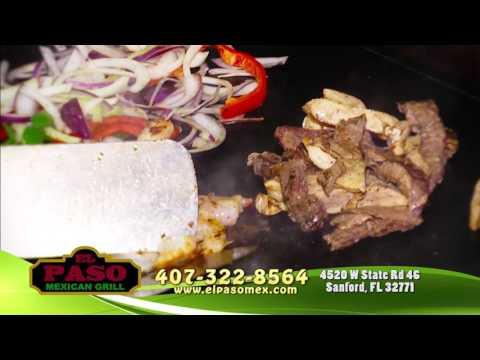 El Paso Mexican Grill - English 30 seconds