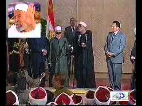 Al sharawi & Hosni Mubarak in Egypt