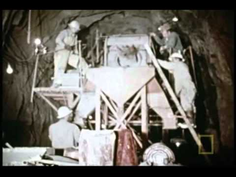 Construction of NORAD