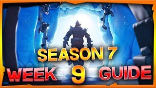 Fortnite Season 7 Week 9 Challenges Guide And Locations