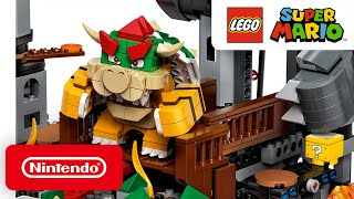 A closer look at LEGO Super Mario! with Lead Designer, Jonathan Bennink