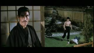Bruce Lee Fist of Fury Final Fight Scene 精武门