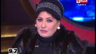 بالفيديو.. سهير رمزي توجه رسالة إلى حسني مبارك ومحمد مرسي