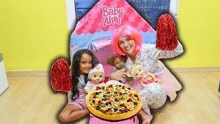 BIA LOBO / BABY ALIVE / SLEEPOVER / FESTA DO PIJAMA