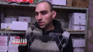 "Kisabac Lusamutner eter 12.06.18 Vracakan ""Ojit"""