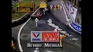 1991 CART IndyCar Valvoline Detroit Grand Prix (Full Race)