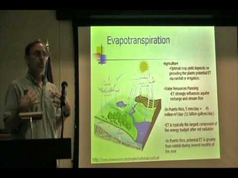 Evapotranspiration Part 1