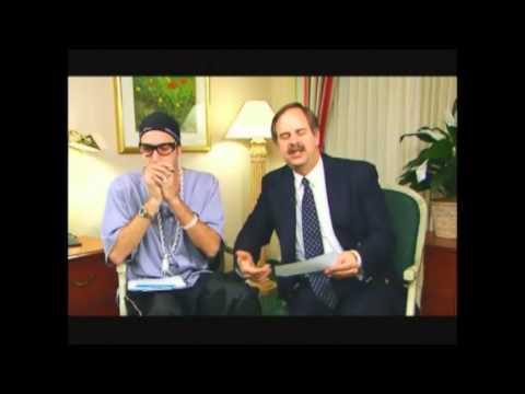 Da Ali G Show - John Naber sings a Rap Song