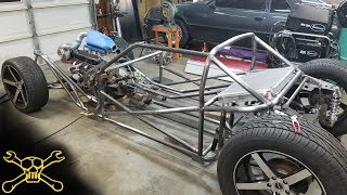Tube Chassis Fabrication | Fox Body Mustang Hot Rod Build